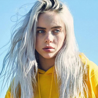 Billie Eilish - Bad Guy постер
